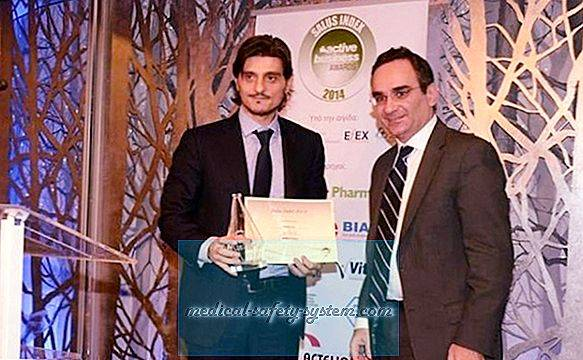 "Premio per VIANEX in ""Salus Index 2014"""